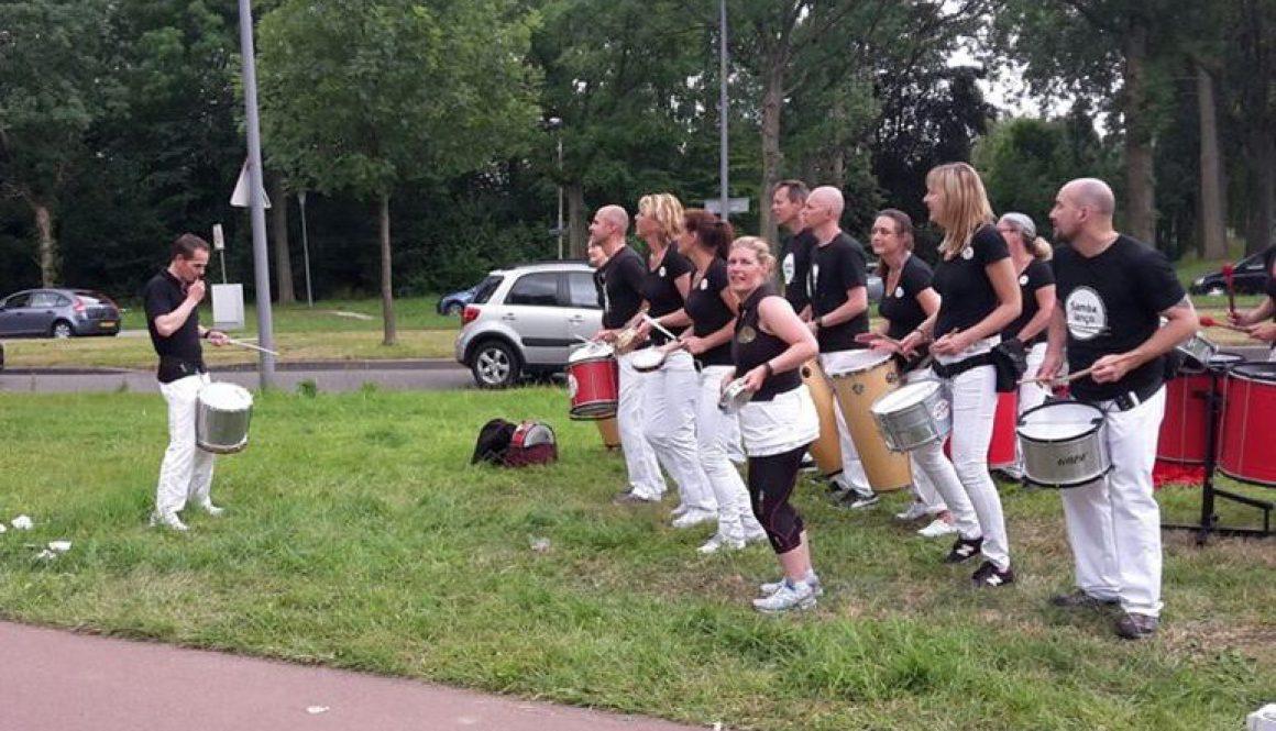 Ladiesrun Rotterdam 2015 01