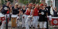 Opening buurtontmoetingsplek De drie straatjes Rotterdam 2017 01