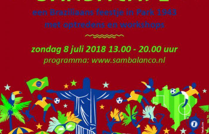 Sambacafé in Park 1943 Rotterdam 2018 01