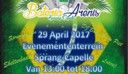 Sambafestival Sprang-Capelle 2017 01
